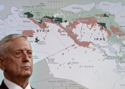 The Plan…'Annihilate ISIS'