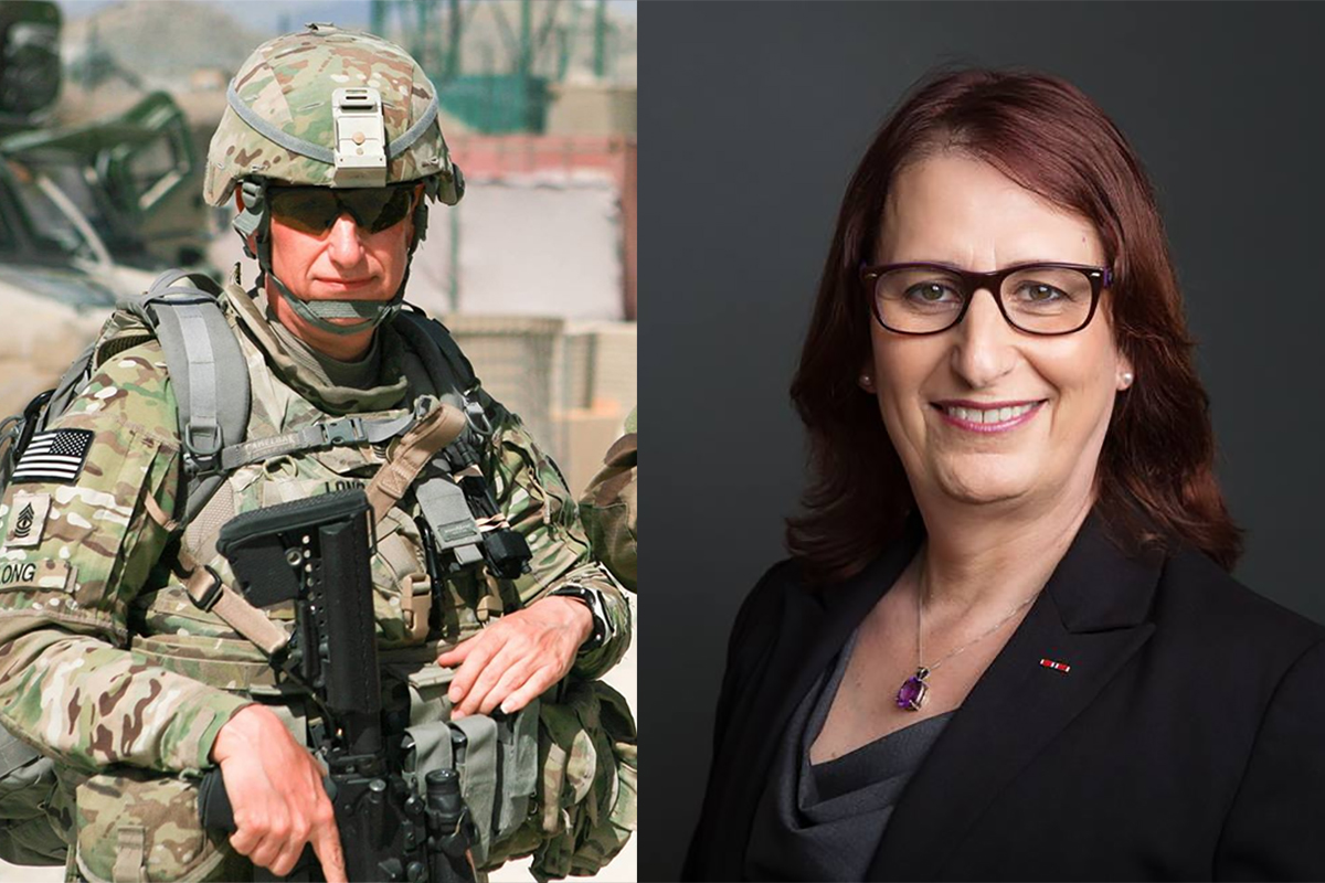Transgender people and military service