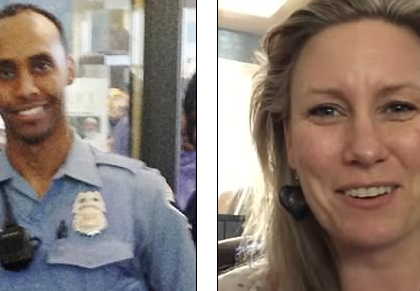 Cop says he shot Justine Damond because he was 'startled' by her when she ran towards his car