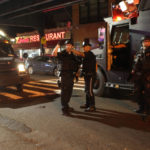 NYPD officer shot on duty in critical condition