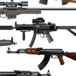Who IS the MOST HEAVILY ARMED STATE?