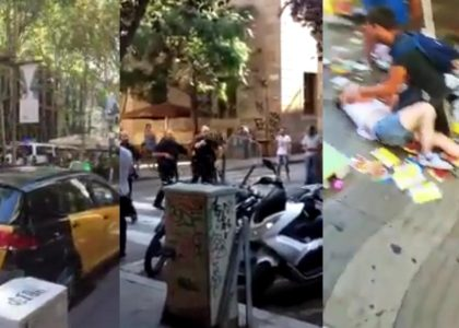 Did the CIA know about The ISIS Attack in Barcelona, BEFORE it happened?