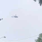 Helicopter crash is believed to have been a VSP helicopter working the protest