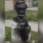 Abe Lincoln Statue Vandalized…Because he's Racist