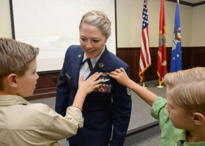 This Woman Is the 1st to Fly Air Force Drones