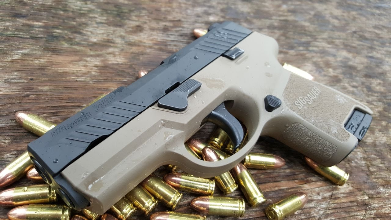 Sig Sued, and 3 Easy Steps To fix your 320!