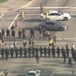 1 demonstrator in custody following Durham protest, charged with failure to disperse…WTF?