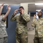 Soldiers gear up for solar eclipse