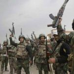 Syrian Army makes a huge advance in central Syria