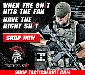 Shop the Tactical Shit Store!