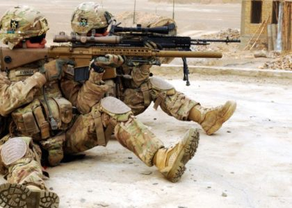 Army Says 7.62mm Rifle Competition is not Dead Yet