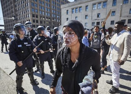 ACLU SAYS St. Louis Violates Civil Rights