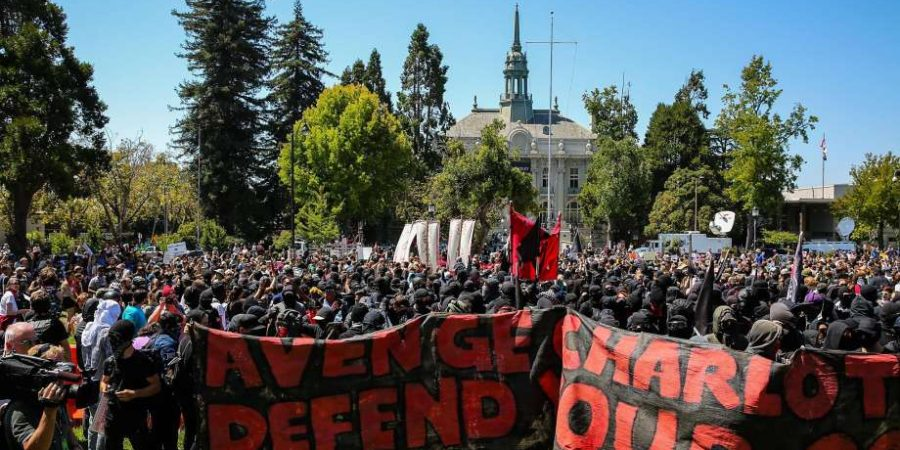 Berkeley police chief asks to use pepper spray on protesters