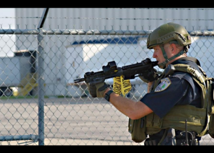 Active shooter training embodies 'level of realism'