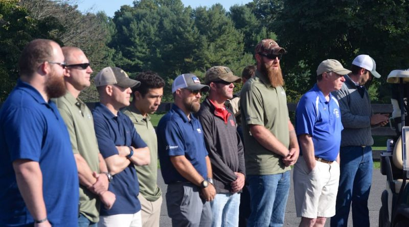 On 9/11 Anniversary, Community and Comrades Gather to Honor Mace's Sacrifice