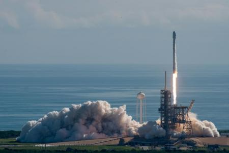 SpaceX launches secret US military space plane ahead of Irma