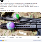 Gun Community Loses SHIT over New Grip