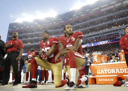 Colin Kaepernick files collusion charge against NFL