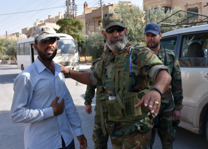 Anti-ISIS Syrian General Accused Of Killing U.S. Journalist Is Reported To Have Died