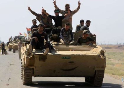 U.S.-Led Forces Clear ISIS From Much of Iraq