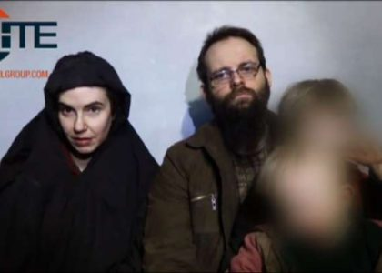 Pakistan army describes freeing US-Canadian couple from Taliban