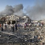 189 people killed in truck bombing in Somalia's capital