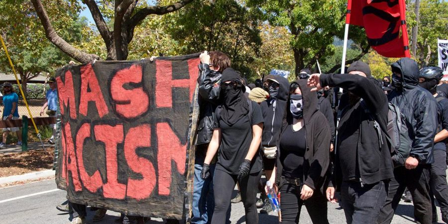 Antifa leader to plead 'not guilty' to assault, rioting