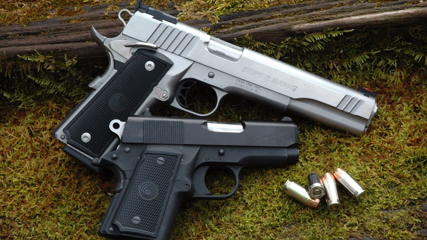 A Look Back At The M1911 Double-Stack