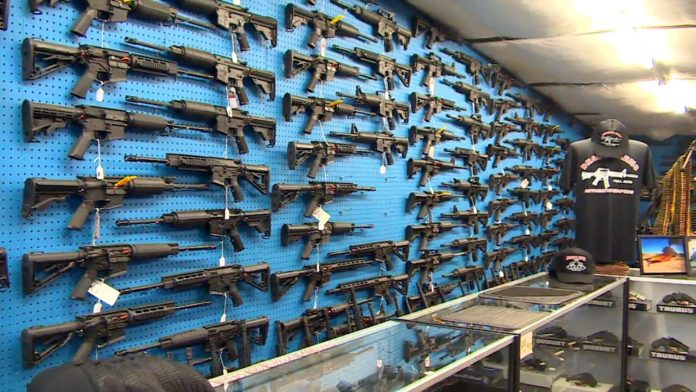 ATF busts sophisticated Denver-area gun store burglary ring, 16 arrested