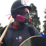Exclusive Interview With Antifa-Fighting Protester, Trump Fan Kyle Chapman AKA 'Based Stickman'
