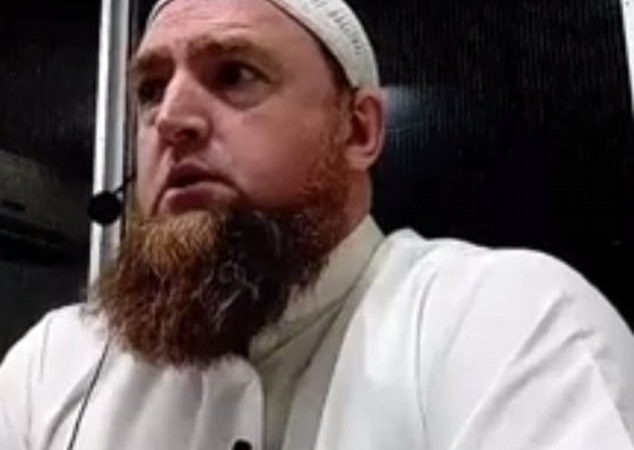 'They fired me for speaking my beliefs': Hardline sheikh outraged after being SACKED from his day job