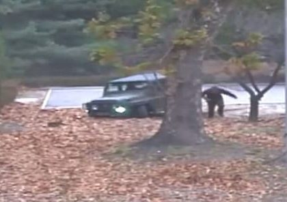 Video released of North Korean Soldier's escape from Kim's regime!
