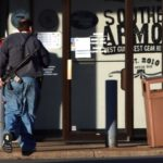 Burglars steal rifles from gun store in Crestwood, fire shots at witness!
