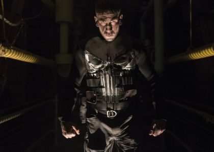 Is the new Punisher series endorsing gun control?