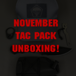MAIL CALL, The NOVEMBER Tacpack IS HERE!
