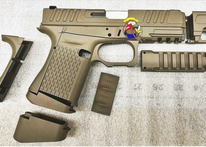 """Someone """"Leaked"""" a New Glock Lower"""
