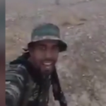 Soldier Shot In Head as Buddy Takes a Selfie