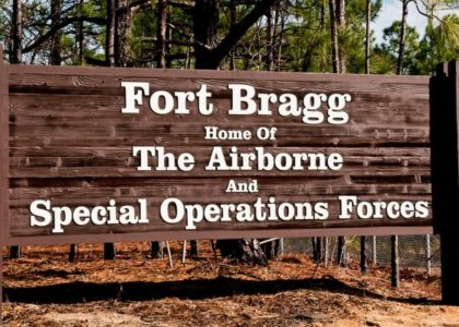 Fort Bragg Soldier Dies During Physical Training