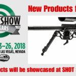 Sneak Peek of New Products at SHOT Show 2018