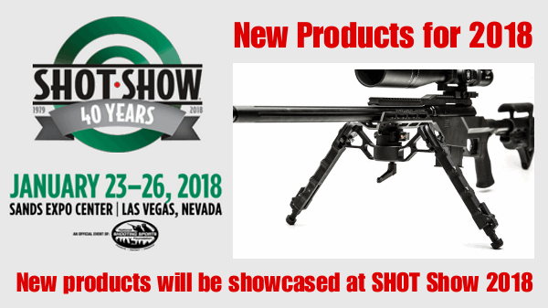 Image result for The Upcoming 2018's Shot Show