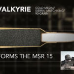 Check out this gun part manufacturers Response to Federals Release of the .224 Valkyrie