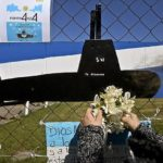 Sonar search for missing Argentine submarine makes new contact