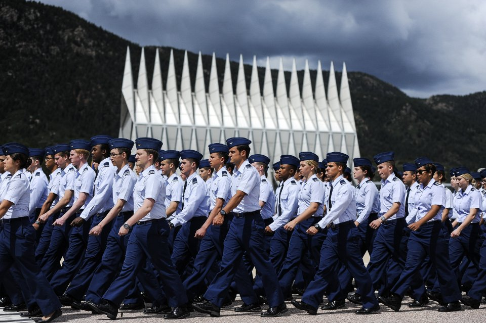 a case study of the united states air force academy sexual assault scandal The catalyst for scandal at the united states air force academy jamie l callahan1 abstract this article explores the role of training practices at the united states.