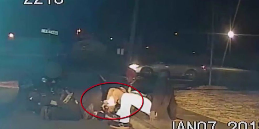 Friends claim teen was executed. Dashcam proves otherwise! *NSFW**Video*