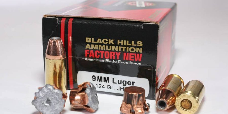 How to chose your 9mm ammo for self defense!