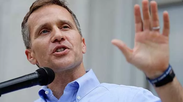 Missouri Gov. admits affair after blackmail accusations surface