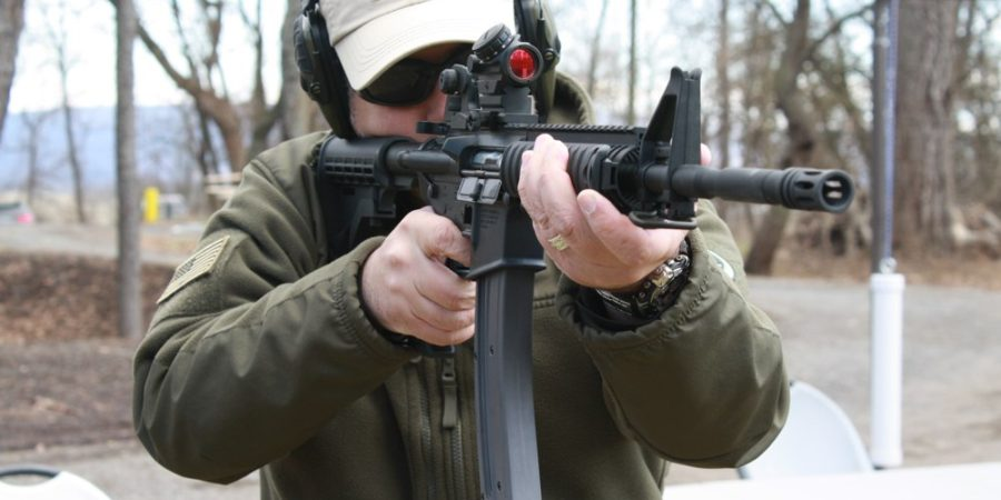 Walther Colt M4 OPS .22