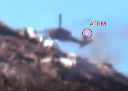 Soldier's PoV: Failed Helicopter Shoot-down! *Video*