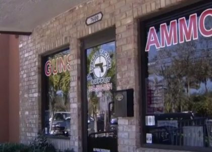 Florida Gunstore under investigation after officials confirm its where shooter bought his gun!