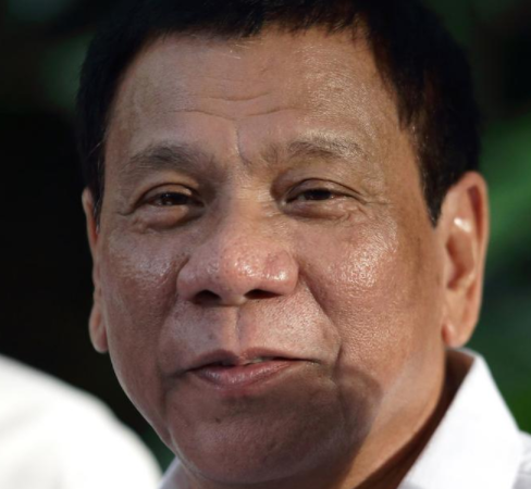 Philippines president orders troops to shoot female rebels in the Vagina!